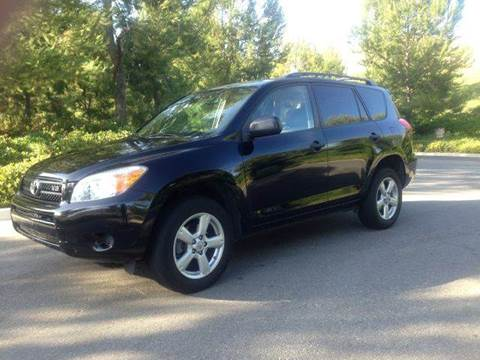 2007 Toyota RAV4 for sale at PRIUS PLANET in Laguna Hills CA
