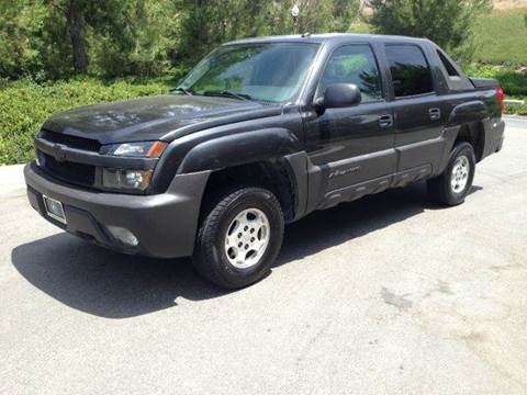 2005 Chevrolet Avalanche for sale at PRIUS PLANET in Laguna Hills CA