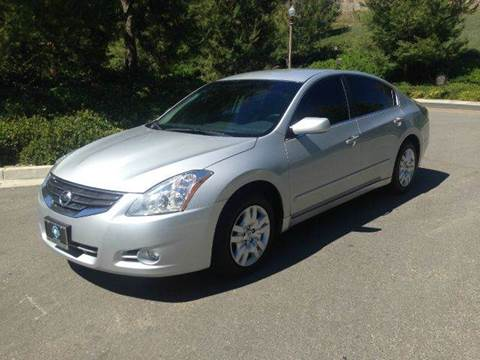 2011 Nissan Altima for sale at PRIUS PLANET in Laguna Hills CA