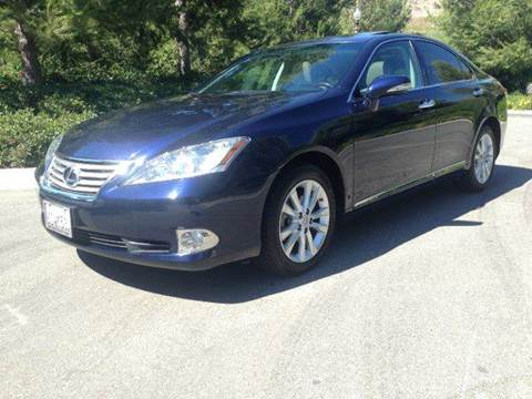 2011 Lexus ES 350 for sale at PRIUS PLANET in Laguna Hills CA