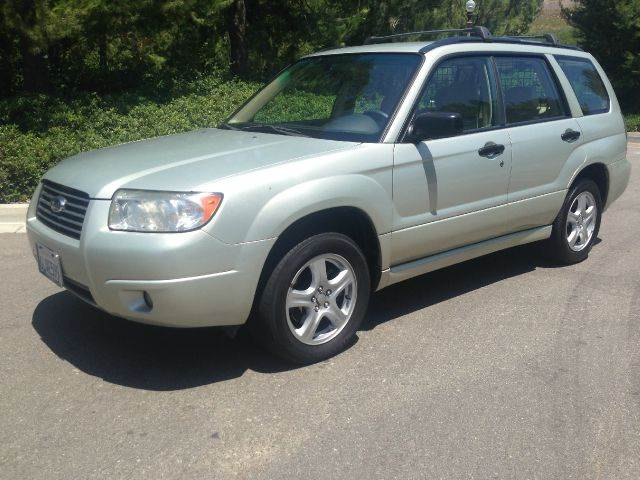 2006 Subaru Forester for sale at PRIUS PLANET in Laguna Hills CA