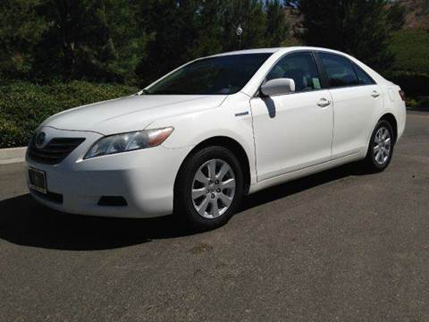 2007 Toyota Camry for sale at PRIUS PLANET in Laguna Hills CA