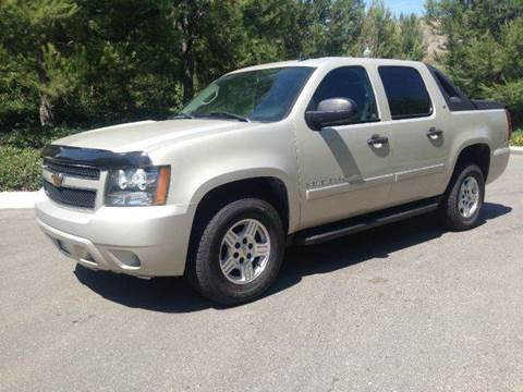 2007 Chevrolet Avalanche for sale at PRIUS PLANET in Laguna Hills CA