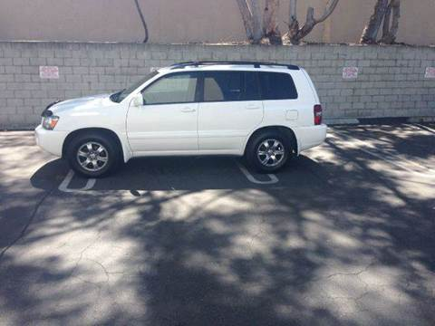 2004 Toyota Highlander for sale at PRIUS PLANET in Laguna Hills CA