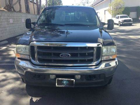 2003 Ford F-350 for sale at PRIUS PLANET in Laguna Hills CA