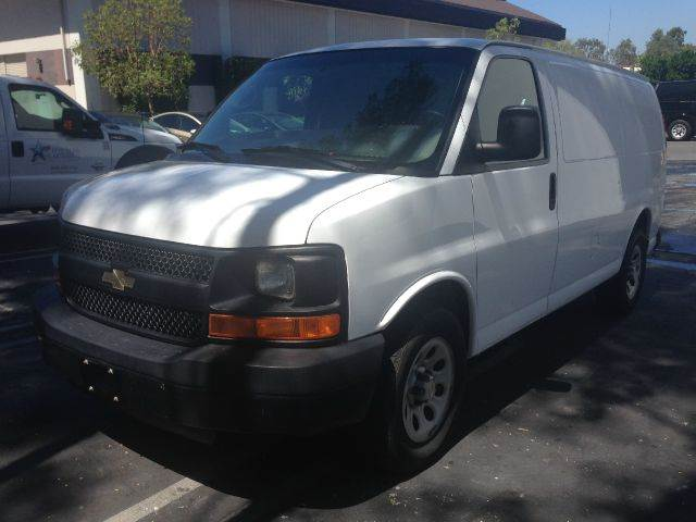 2009 Chevrolet Express Cargo for sale at PRIUS PLANET in Laguna Hills CA