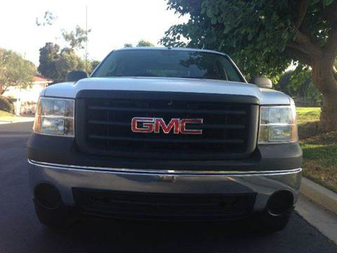 2007 GMC Sierra 1500 for sale at PRIUS PLANET in Laguna Hills CA
