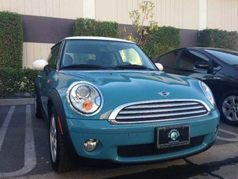2008 MINI Cooper for sale at PRIUS PLANET in Laguna Hills CA