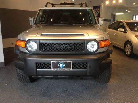 2007 Toyota FJ Cruiser for sale at PRIUS PLANET in Laguna Hills CA