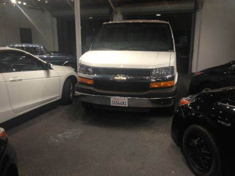 2010 Chevrolet Express Cargo for sale at PRIUS PLANET in Laguna Hills CA
