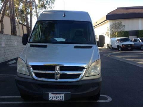 2007 Dodge Sprinter Cargo for sale at PRIUS PLANET in Laguna Hills CA