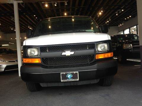 2014 Chevrolet Express Cargo for sale at PRIUS PLANET in Laguna Hills CA
