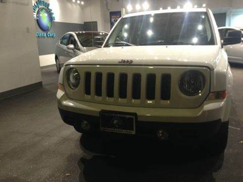 2012 Jeep Patriot for sale at PRIUS PLANET in Laguna Hills CA