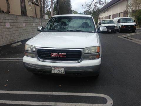 2000 GMC Sierra 1500 for sale at PRIUS PLANET in Laguna Hills CA