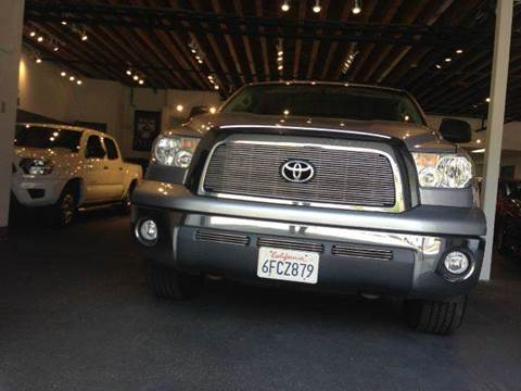 2008 Toyota Tundra for sale at PRIUS PLANET in Laguna Hills CA