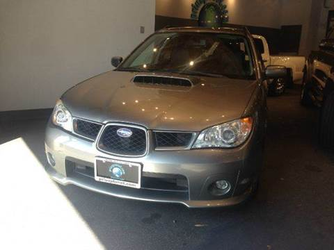 2007 Subaru Impreza for sale at PRIUS PLANET in Laguna Hills CA