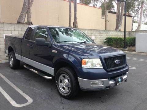 2005 Ford F-150 for sale at PRIUS PLANET in Laguna Hills CA