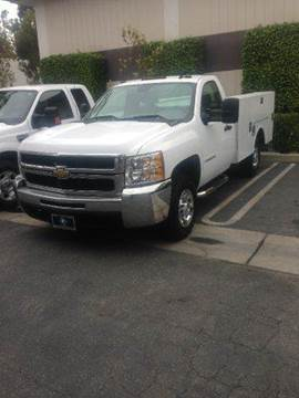 2008 Chevrolet Silverado 2500HD for sale at PRIUS PLANET in Laguna Hills CA