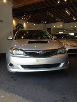 2009 Subaru Impreza for sale at PRIUS PLANET in Laguna Hills CA
