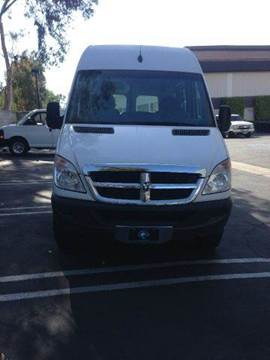2009 Dodge Sprinter Cargo for sale at PRIUS PLANET in Laguna Hills CA