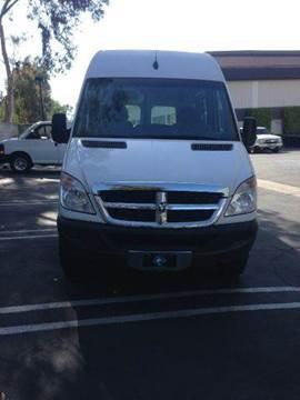 2009 Dodge Sprinter Cargo for sale at PRIUS PLANET in Laguna Hills CA