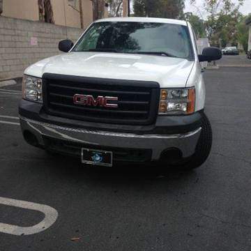 2010 GMC Sierra 1500 for sale at PRIUS PLANET in Laguna Hills CA