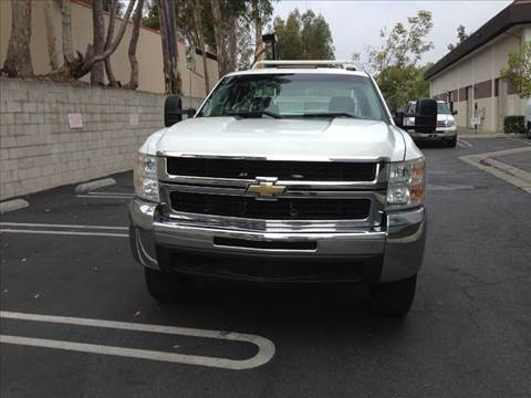 2008 Chevrolet Silverado 3500HD for sale at PRIUS PLANET in Laguna Hills CA