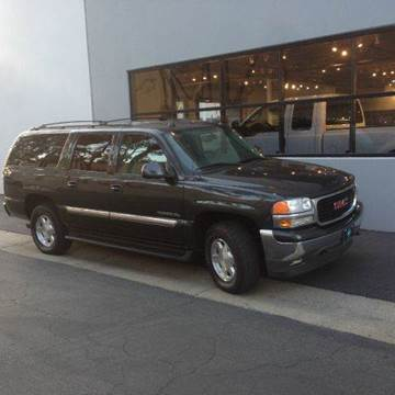 2005 GMC Yukon XL for sale at PRIUS PLANET in Laguna Hills CA