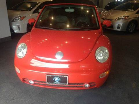 2005 Volkswagen New Beetle for sale at PRIUS PLANET in Laguna Hills CA