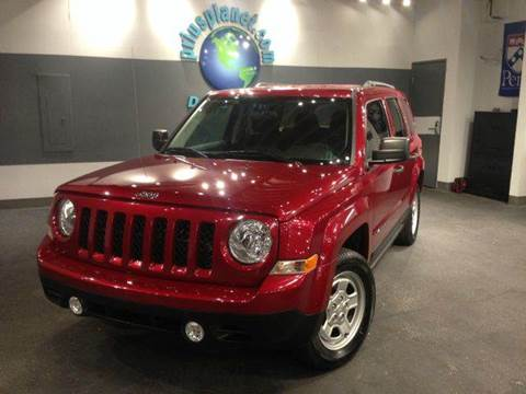 2014 Jeep Patriot for sale at PRIUS PLANET in Laguna Hills CA