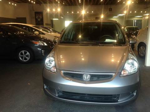 2008 Honda Fit for sale at PRIUS PLANET in Laguna Hills CA