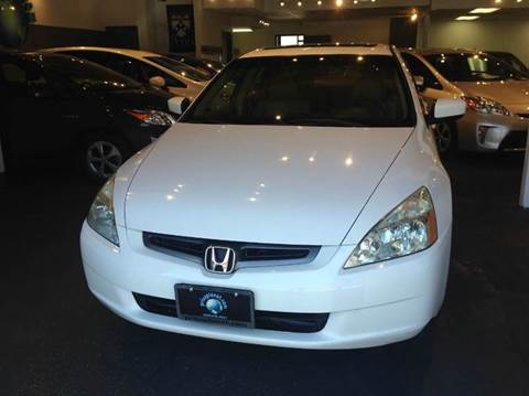 2003 Honda Accord for sale at PRIUS PLANET in Laguna Hills CA