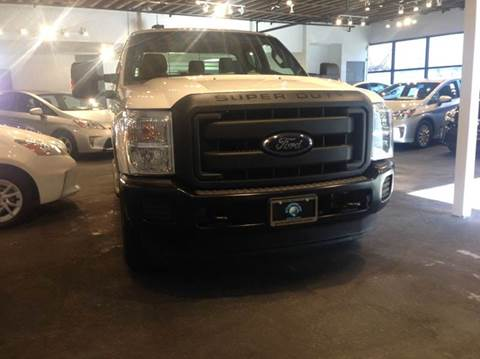 2012 Ford F-250 Super Duty for sale at PRIUS PLANET in Laguna Hills CA