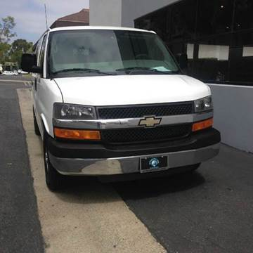 2012 Chevrolet Express Cargo for sale at PRIUS PLANET in Laguna Hills CA
