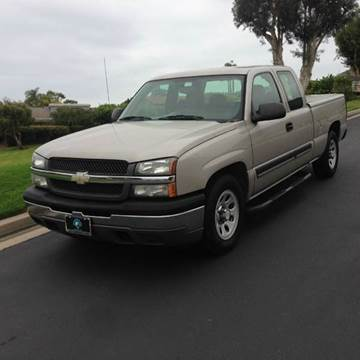 2005 Chevrolet Silverado 1500 for sale at PRIUS PLANET in Laguna Hills CA