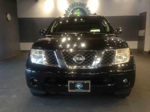 2006 Nissan Pathfinder for sale at PRIUS PLANET in Laguna Hills CA
