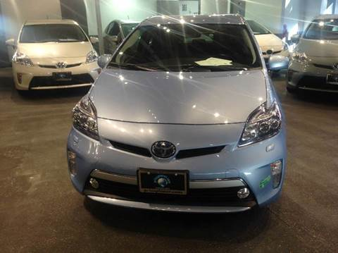 2012 Toyota Prius Plug-in Hybrid for sale at PRIUS PLANET in Laguna Hills CA