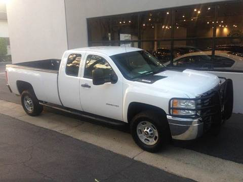 2011 Chevrolet Silverado 2500HD for sale at PRIUS PLANET in Laguna Hills CA