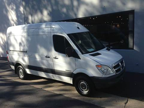 2008 Dodge Sprinter Cargo for sale at PRIUS PLANET in Laguna Hills CA