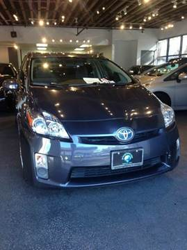 2010 Toyota Prius for sale at PRIUS PLANET in Laguna Hills CA