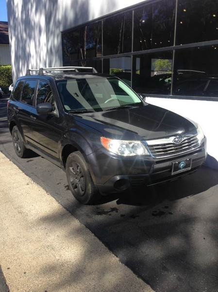 2009 Subaru Forester for sale at PRIUS PLANET in Laguna Hills CA