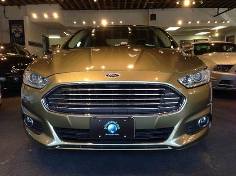 2013 Ford Fusion Hybrid for sale at PRIUS PLANET in Laguna Hills CA