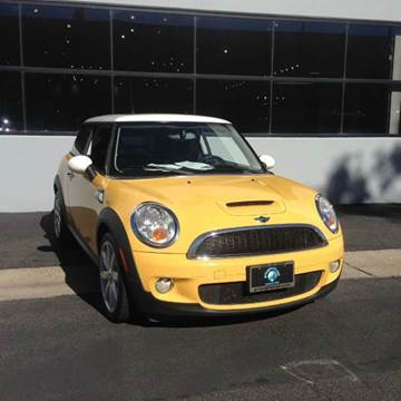 2007 MINI Cooper for sale at PRIUS PLANET in Laguna Hills CA