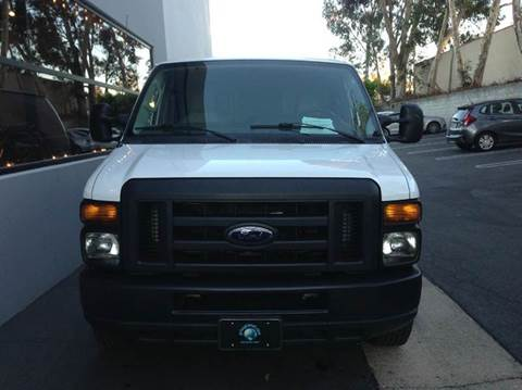 2013 Ford E-Series Cargo for sale at PRIUS PLANET in Laguna Hills CA