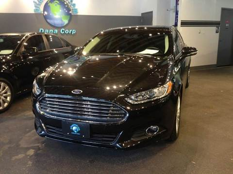 2014 Ford Fusion for sale at PRIUS PLANET in Laguna Hills CA