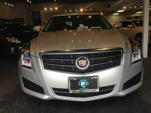 2013 Cadillac ATS for sale at PRIUS PLANET in Laguna Hills CA