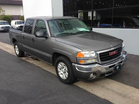2006 GMC Sierra 1500 for sale at PRIUS PLANET in Laguna Hills CA