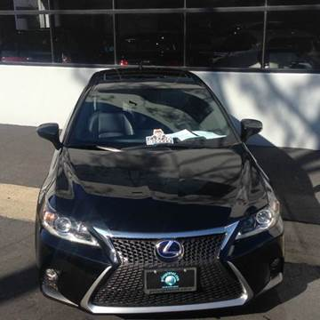 2014 Lexus CT 200h for sale at PRIUS PLANET in Laguna Hills CA