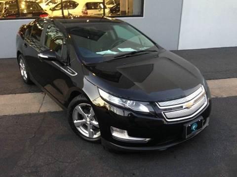 2013 Chevrolet Volt for sale at PRIUS PLANET in Laguna Hills CA
