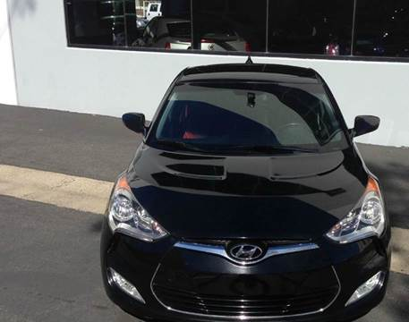 2012 Hyundai Veloster for sale at PRIUS PLANET in Laguna Hills CA
